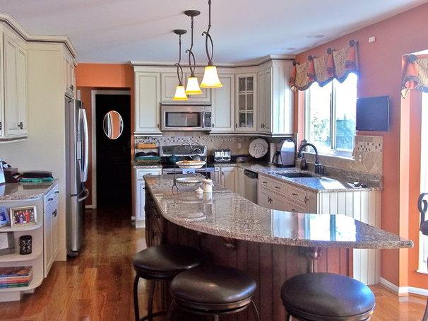 Traditional Kitchen by Craftsmen By Design