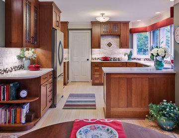 Craftsmen Kitchen