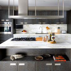 Contemporary Kitchen by Estee Design Inc.