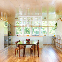 modern kitchen by Ingrained Wood Studios: The Mill