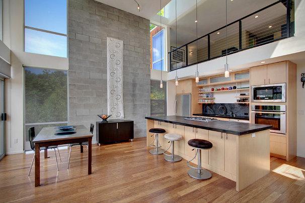 Modern Kitchen by Spore Design