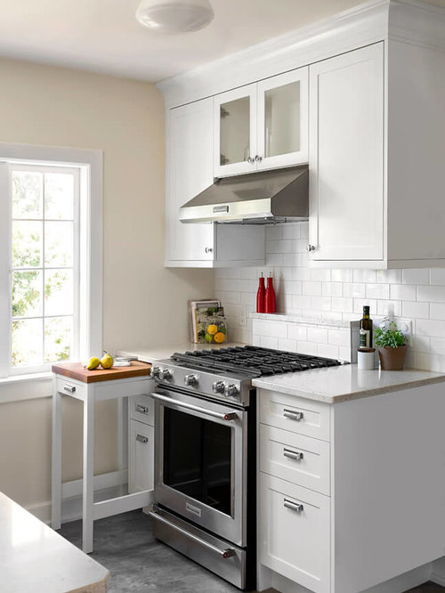 Houzz Kitchen Ideas Adorable Best 70 Small Kitchen Ideas & Remodeling Pictures  Houzz Design Inspiration
