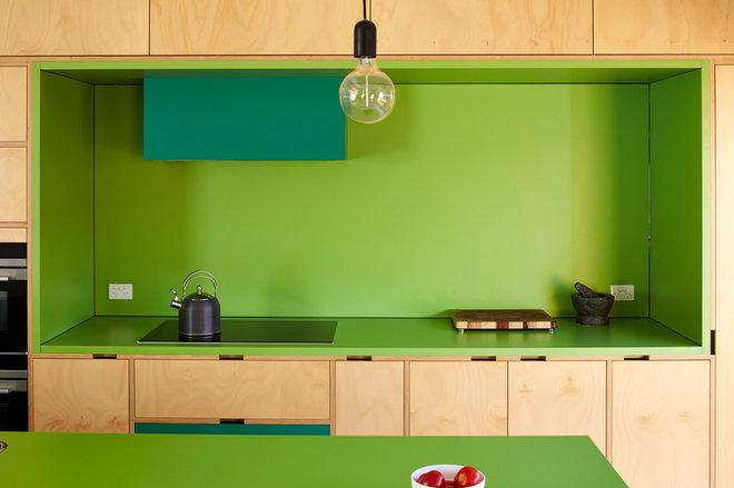 Modern Kitchen by Grieve Gillett Andersen
