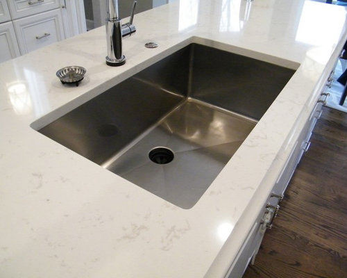 Seamless Sink Home Design Ideas Pictures Remodel And Decor