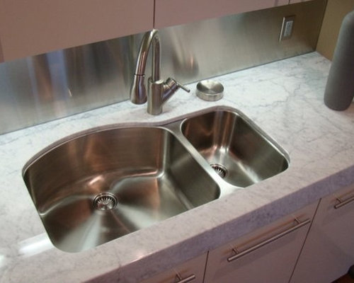 seamless kitchen sink seamless sink ideas pictures remodel and decor 2142