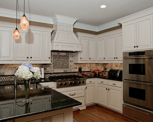 how kitchen cabinets are made refinished kitchens painted glazed antiqued amp custom 7185