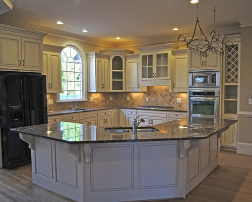 Kitchen Cabinet Refinishing Ideas, Pictures, Remodel and Decor