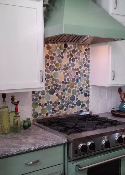 Farmhouse Kitchen by Kelli Kaufer Designs