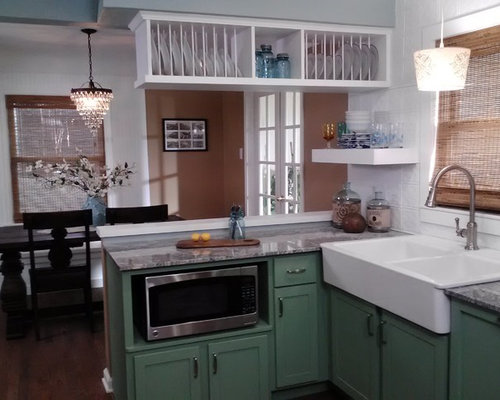 Country Separate Kitchen Design Ideas Renovations amp Photos