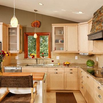 Creative Kitchen Renovation