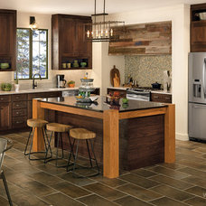 Rustic Kitchen by Capitol Group Kitchen and Bath Center