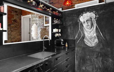 The Best Chalkboard Wall Art on Houzz