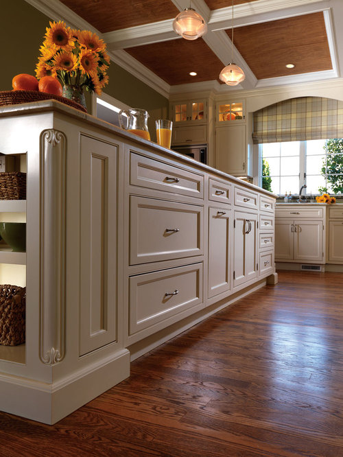 Creativity Imagined with Arts & Crafts Kitchen