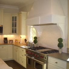 Traditional Kitchen by Neal Creech