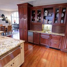 Traditional Kitchen by McCandlish Interiors