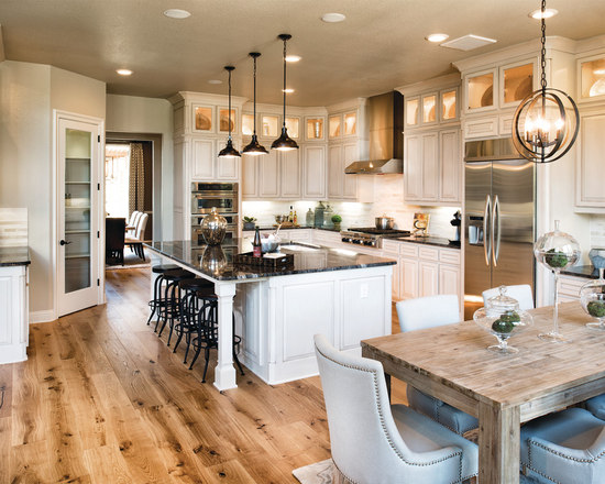 White Kitchen Black Countertop white cabinets with black countertops | houzz
