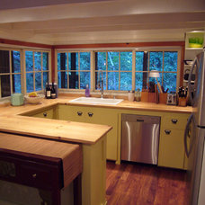 Rustic Kitchen by Amy A. Alper