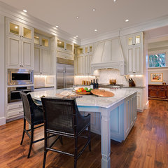 traditional kitchen by The Anderson Studio of Architecture & Design