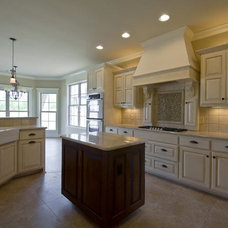 Traditional Kitchen by Erin Sewell - Artful Interiors, LLC
