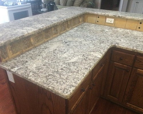 Best Crema Typhoon Granite Design Ideas Amp Remodel Pictures