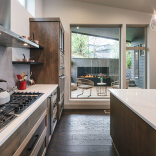 75 Beautiful Rustic Kitchen With Quartz Countertops Pictures Ideas October 2020 Houzz,Child Bedroom Furniture