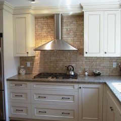 traditional kitchen by Elemental Design Group