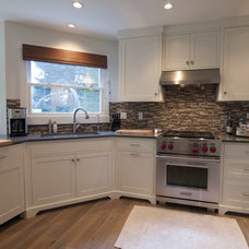 Contemporary Kitchen by McBurney Junction