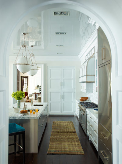 Traditional Kitchen by James Michael Howard