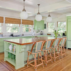 Traditional Kitchen by BAY WEST BUILDERS