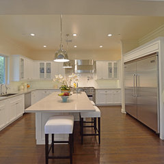 contemporary kitchen by Georgette Westerman Interiors