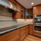 Sausalito kitchen transitional kitchen san francisco for Kitchen design 94070
