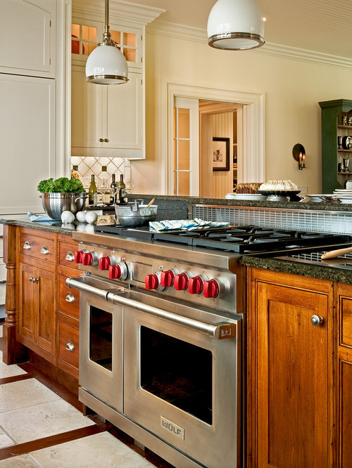 kitchen island stove houzz