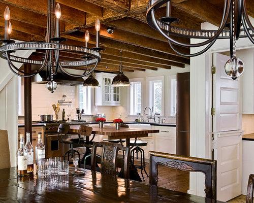 Idee e foto di cucine split foyer landing