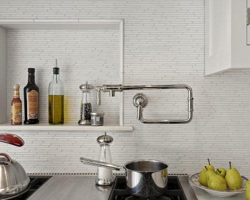 Best Niche Behind Cooktop Design Ideas Amp Remodel Pictures