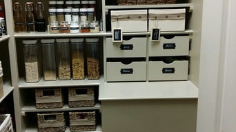 Crisp Canvas Pantry - Weddington