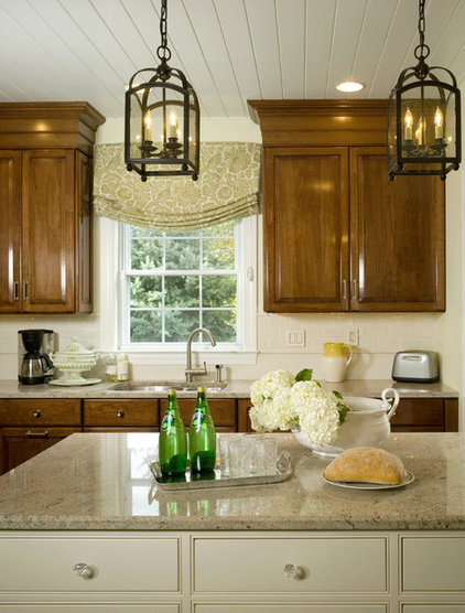 Traditional Kitchen by Interiors by Donna Hoffman