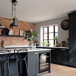 75 Most Popular Kitchen with Black Cabinets Design Ideas ...