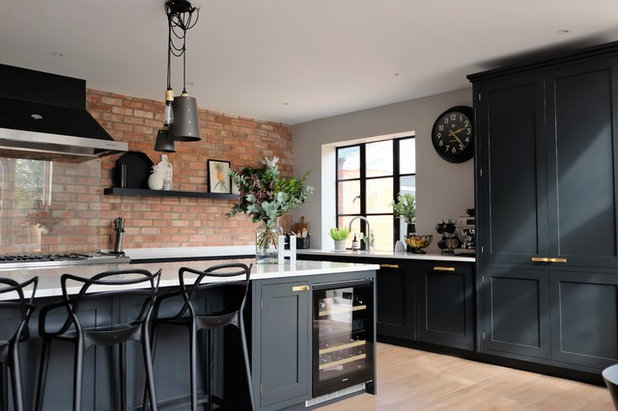 Transitional Kitchen by H Interiors