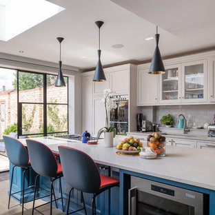 Crittall installation for R&M Lines Architects