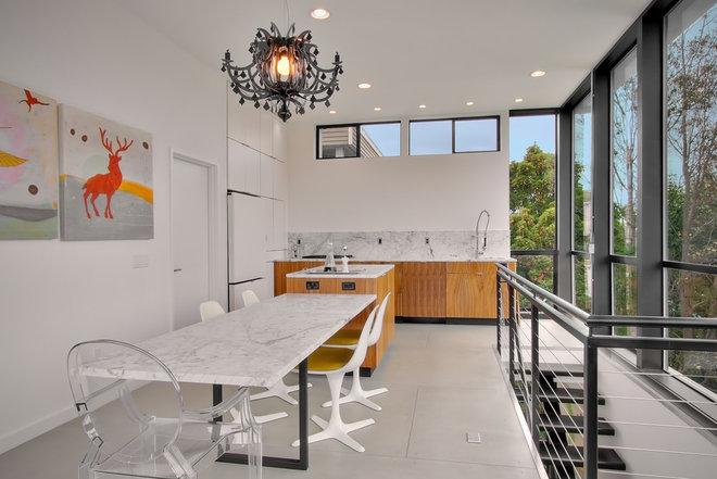 Modern Kitchen by Chris Pardo Design - Elemental Architecture