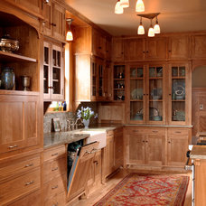Craftsman Kitchen by David Heide Design Studio