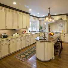 Traditional Kitchen by Cross Keys Designs
