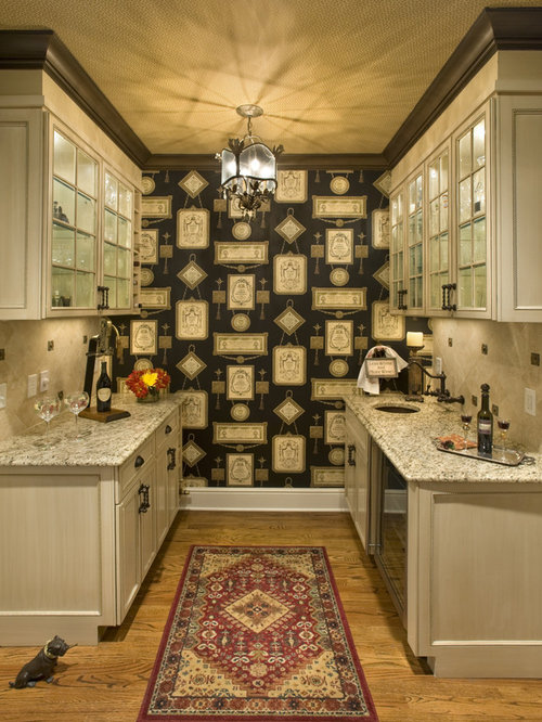 Wallpaper Pantry | Houzz