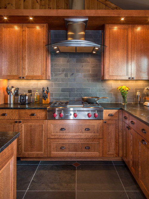 tiles for backsplash kitchen slate subway tile houzz 6210