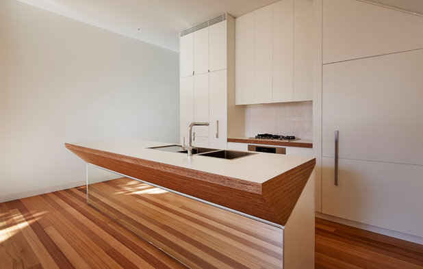 Contemporary Kitchen by FMD Architects