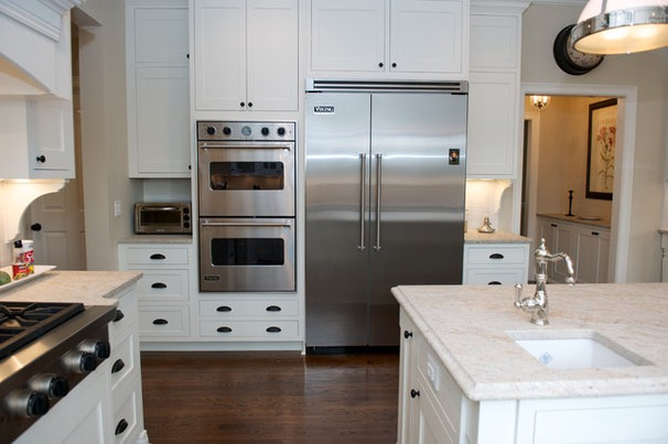 Traditional Kitchen by East Hill Cabinetry