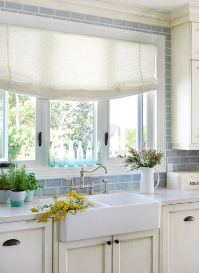Coastal Kitchen by Emily Griffin Design