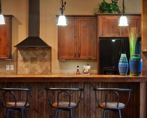 Medium Sized Rustic Kitchen Design Ideas Renovations Photos