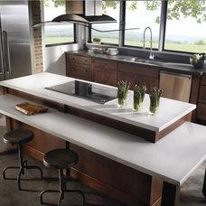 Modern Kitchen by Croydon Granite LTD