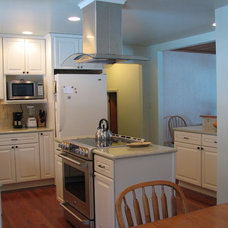 Traditional Kitchen by Duperron Designs Inc.